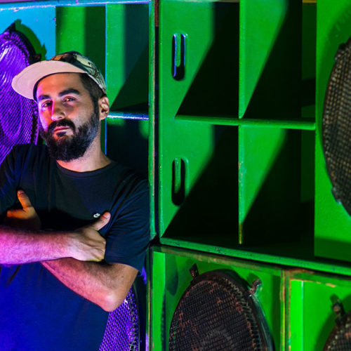 Marcus MPC – DigitalDubs Soundsystem